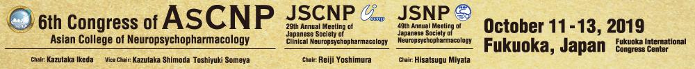 AsCNP/JSNP/JSCNP 2019