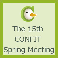 The 15th CONFIT Spring Meeting