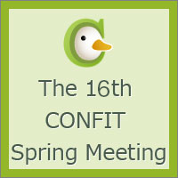 The 16th CONFIT Spring Meeting