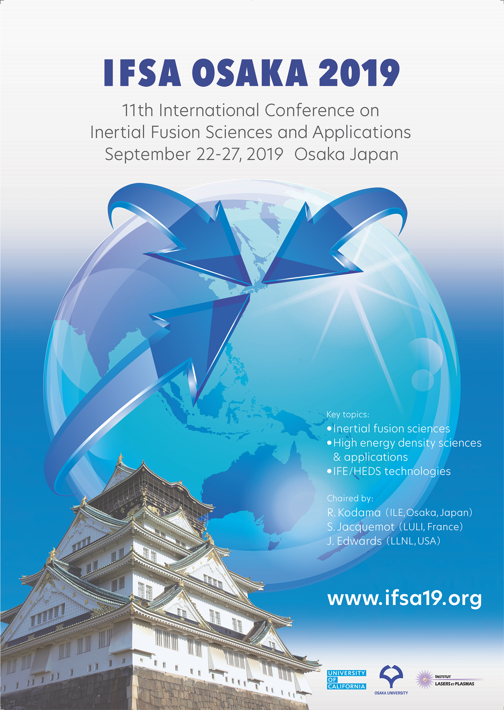 Eleventh International Conference of Inertial Fusion