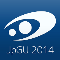 Japan Geoscience Union Meeting 2014