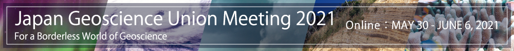 Japan Geoscience Union Meeting 2021