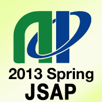 The 60th JSAP Spring Meeting,2013