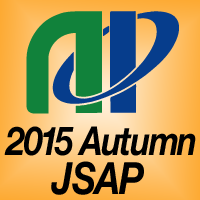 The 76th JSAP Autumn Meeting, 2015