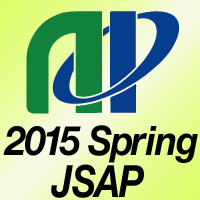 The 62nd JSAP Spring Meeting, 2015