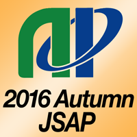 The 77th JSAP Autumn Meeting, 2016
