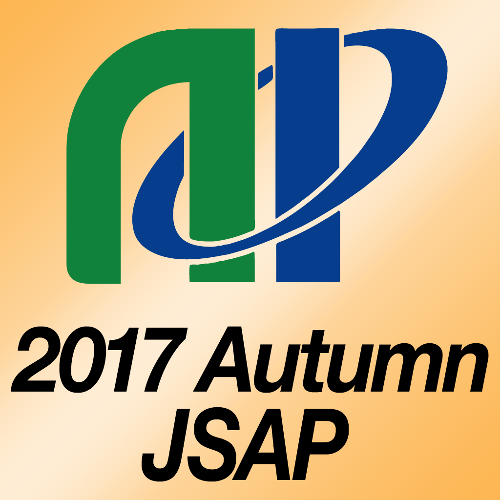 The 78th JSAP Autumn Meeting, 2017