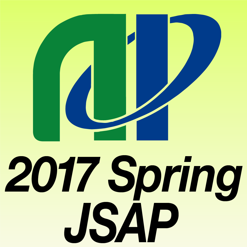 The 64th JSAP Spring Meeting, 2017