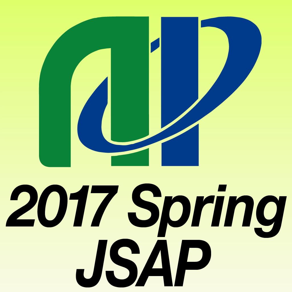 The 64th JSAP Spring Meeting, 2017