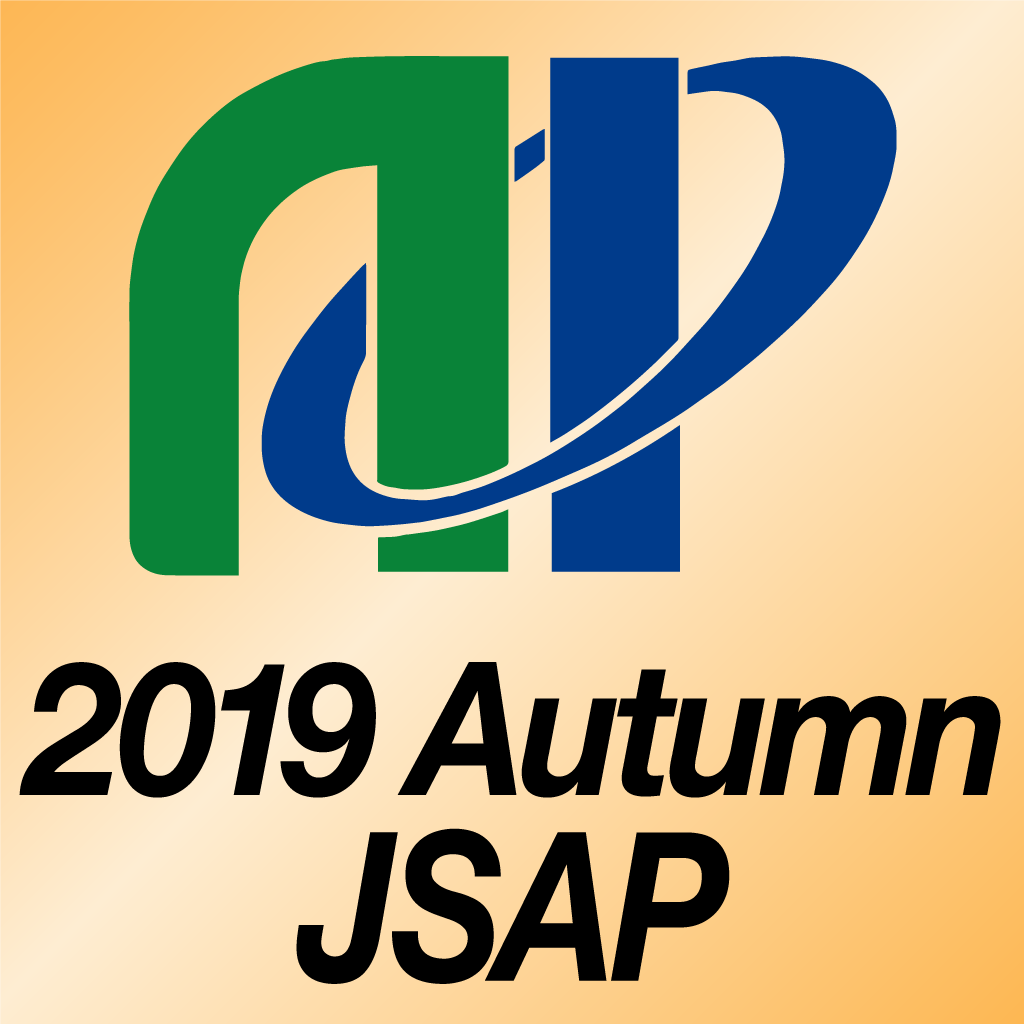 The 80th JSAP Autumn Meeting 2019