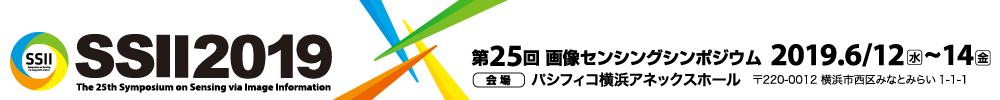 The 25th Symposium on Sensing via Image Information